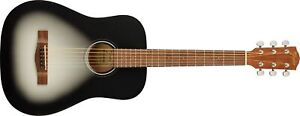 Fender FA-15 3/4 Acoustic Guitar With Gig Bag Limited Edition Moonlight Burst