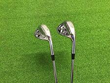 NICE Ram Golf TOM WATSON Hand Ground 50* PW 55* SW Forged Right Steel WEDGE SET