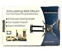 "VIDEOSECU TV Wall Mount Monitor Bracket Articulating Tilt Arm 27"" - 42"" ML14B"
