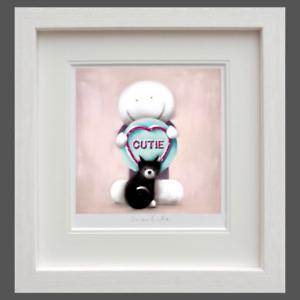 NEW Doug Hyde Picture - Super Cutie
