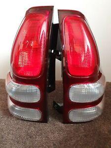 120 Prado Left and Right Rear Tail Lights