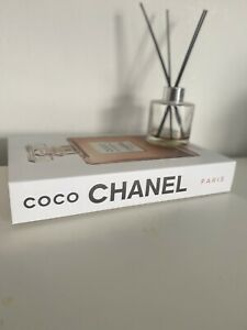 Coco Chanel Coffee Table Home Decor Display Book Box Show Piece No Pages