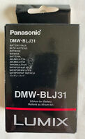 OEM Panasonic DMW-BLJ31 Lithium-Ion Battery Pack for LUMIX S1  S1R