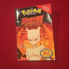 Pokemon Mewtwo Strikes Back Kids Paperback Book