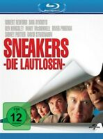 SIR BEN KINGSLEY/ROBERT REDFORD/+ - SNEAKERS:DIE LAUTLOSEN BLU-RAY THRILLER NEU