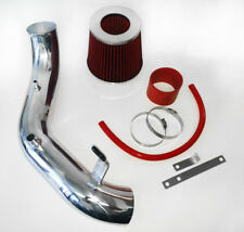 RED For 2002-2006 Acura RSX Type-S Coupe 2.0L L4 Air Intake System Kit + Filter