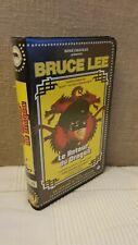 Rare VHS vintage  BRUCE LEE  LE RETOUR DU DRAGON  version RENE CHATEAU