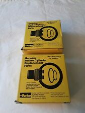 "New listing Parker Gland Cartridge Kit Rg2Ahl0101 1"" Lot of 2"
