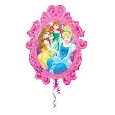 """Princesse Disney cadre super forme ballon plat 25 """" Décoration pour fête"""