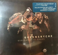 QUEENSRYCHE - DEDICATED TO CHAOS CD HEAVY METAL NEW