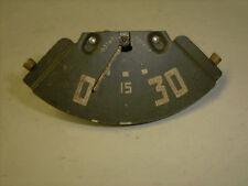1949-1953 Chevy,Chevrolet truck original 6V dash mounted oil pressure gauge