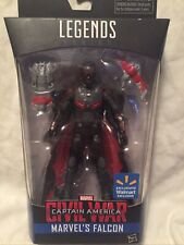 Marvel Legends FALCON WALMART EXCLUSIVE CAPTAIN AMERICA CIVIL WAR