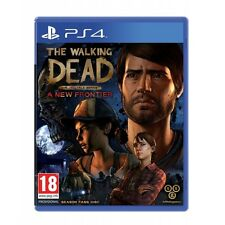 PS4 Game The Walking Dead TellTale Series Neuland - Season Pass Disc NEW