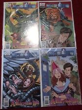 DOCTOR WHO A FAIRYTALE LIFE #1-4 NM Full Set! 2011 IDW Science Fiction TV Sci-Fi