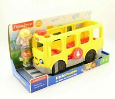 Fisher-Price Little People Sit with Me School Bus (School Bus Only) (Works)