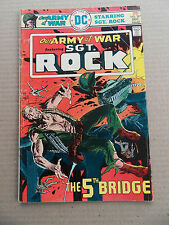 Our Army at War  287 . Sgt. Rock - DC 1975 - VG / FN