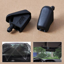 For Ford Focus 2005-12 Fiesta 2001-08 Windscreen Washer Jet Water Spray Nozzle*2