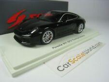 PORSCHE 911 GT3 TOURING PACKAGE (991) 1/43 SPARK (BLACK)