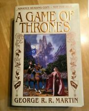 A Game of Thrones, Advance Reading Copy ARC Rare 1996