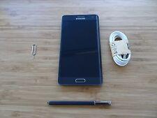 8/10 COND - Samsung Galaxy Note Edge - 32GB - Charcoal Black - Rear Camera issue