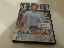 Life Is Beautiful Dvd Ntsc For Usa/Canada! Bollywood Hindi with English Subtitle