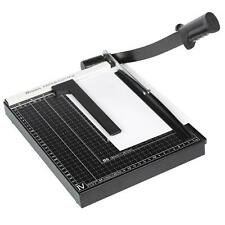 "Paper Cutter 18"" A4 Metal Base Guillotine Page Trimmer Blade Scrap Booking USA ."