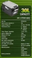 Ironman 4x4 30l ICECUBE (fridge/freezer)