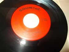 Bobby Lee Trammell . My Love Keeps Growing / I Believe In You . Souncot . 45