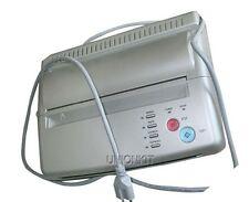 Neuf Tatouages transfert imprimante Tattoo thermocopieur printer