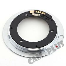 Pixco AF Confirm Lens Adapter Ring For Rollei QBM To Canon 7D 5D II 600D 550D