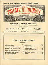 the philatelic journal of great britain . jan - march 1948