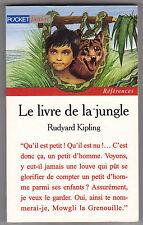 Livre De La Jungle - Rudyard Kipling .Spécial jeunesse - adolescents. Pocket jun
