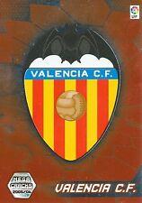 N°307 ESCUDO BADGE # VALENCIA.CF PANINI MEGACRACKS LIGA 2006
