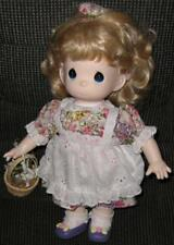 Precious Moments Lily Doll- April Doll- Series 3 - 1391