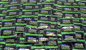 Lifestyles Ultra Sensitive Lubricated Bulk Condoms (Choose Qty)