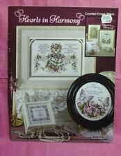 Stony Creek Collection ~ Counted Cross Stitch Book # 342 ~ Hearts in Harmony