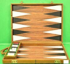 """Fab c70s Gucci Backgammon Board Set"""