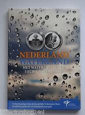 Netherlands 2010 Het Waterland Vijfje Euro Zilver Proof