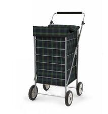 Aluminium 40-60L Luggage Trolleys