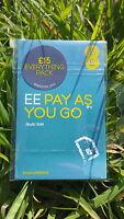 EE £15 Pack Pay As You Go Sim Card - Standard, Micro & Nano