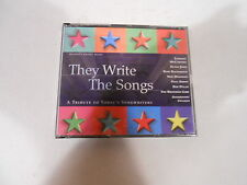 THEY WRITE THE SONGS-4 CD SET-READERS DIGEST-AUSTRALIA-STYLISTICS-PETULA CLARK