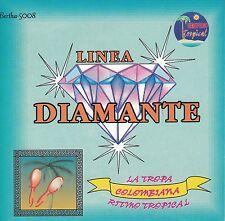 La Tropa Colombiana Ritmo Tropical Linea Diamante CD No Plastic Cover