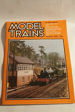 Model Trains (Airfix) August 1981
