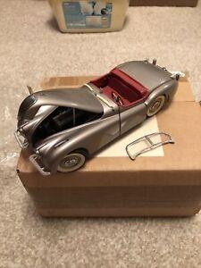 danbury mint 1 24 1949 Jaguar XK120 for Spares or Repair