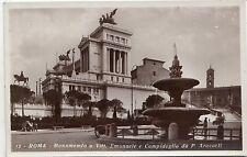 BF32482 monumento a vit emanuele e campidoglio   roma italy front/back image
