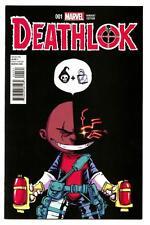 Deathlok #1 (2015) Marvel Nm/Nm- Skottie Young Variant