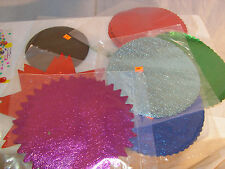 12-14 Ounces of Mylar and Clearphane for Gift Purposes - Great for flowers