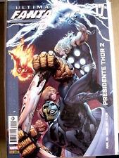 ULTIMATE FANTASTIC FOUR n°17 2007 ed. Marvel Italia   [SP8]