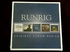 Original Album Series / Runrig (5CD, Cutter Searchlight Big Wheel Mara Amazing)