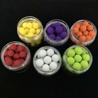 Geruch Kugel Perlen locken künstliche PVA SchwimmEnde Karpfen Köder zum Ang T2Y0